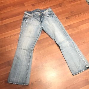 Excellent condition AE jeans
